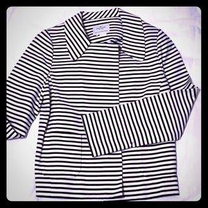 Kate Spade striped blazer!